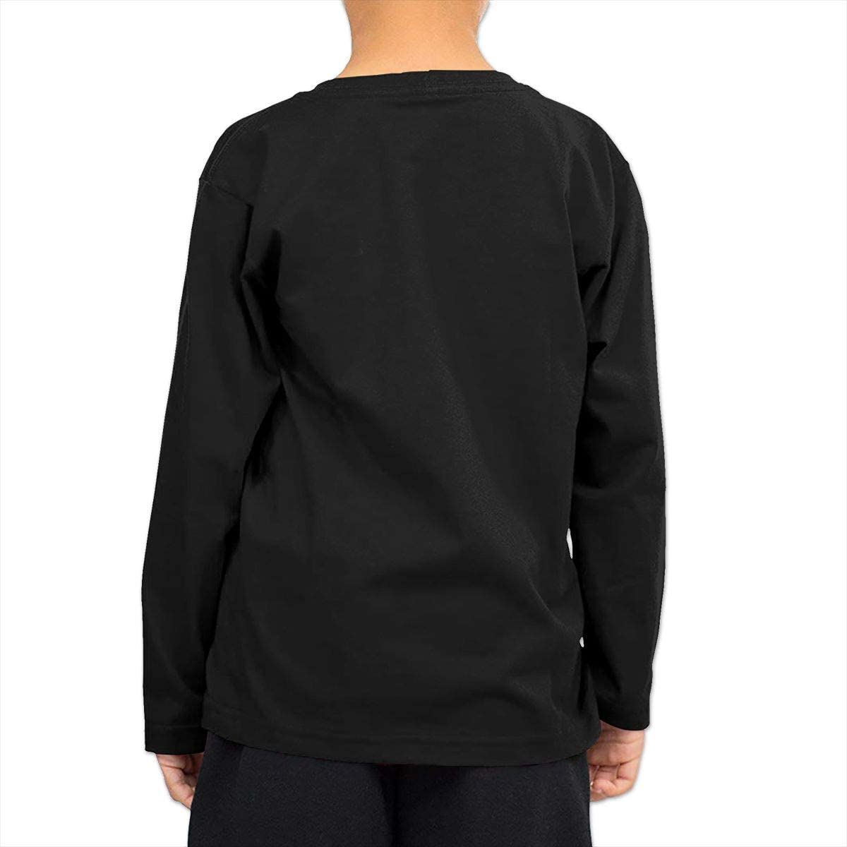 OLIVIA FLYNN Deltarune Boys Girls Long Sleeve T-Shirt Cotton Shirts Tee Children Suitable Aged 2-6
