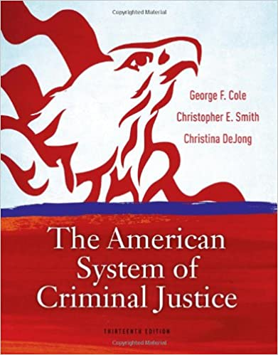 criminal justice today 13th edition pdf  free