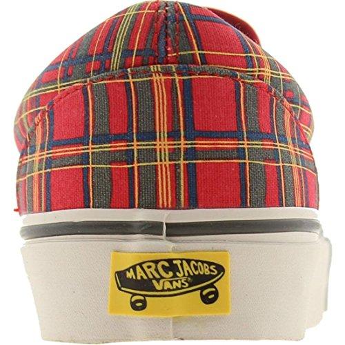 Camionnettes Classique Slip-on Lx Marc Jacobs Collection (plaid - Tomotoe Purée)