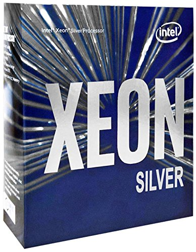 Xeon Silver 4108 Box 8C, 1.8 GHz, 11M Cache, DDR4 up to 2400
