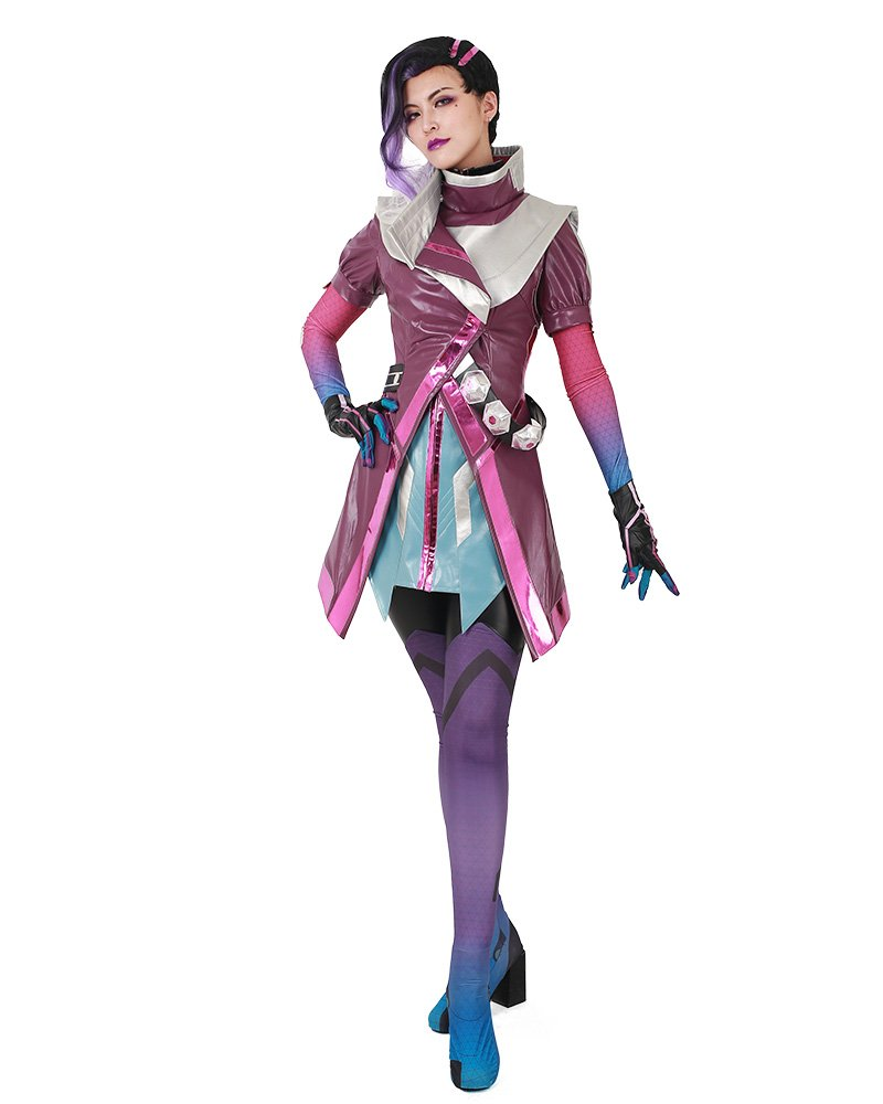 Miccostumes Sombra Cosplay Costume (WS)