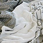 LIFESTYLE-BAMBOO-Bamboo-Swaddle-Blankets-100-Bamboo-Muslin-Blanket-3-pk-Ultra-Soft-Lightweight-Breathable-White-Grey-Unisex-Neutral-Colors-Baby-Boy-Baby-Girl-47-x-47-in