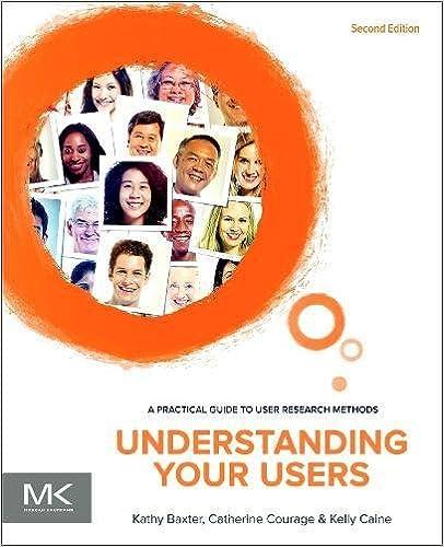 ผลการค้นหารูปภาพสำหรับ Understanding Your users . a practical Guide to use Research Method