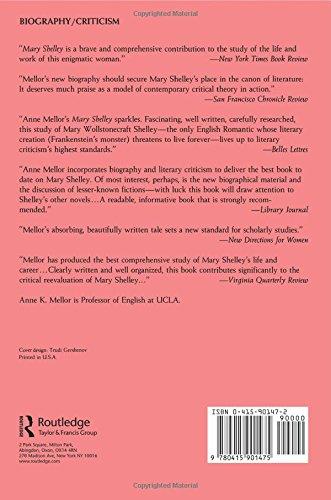 mary shelley frankenstein literary criticism