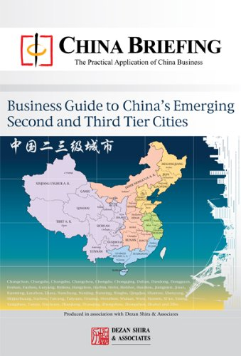 Download Business Guide to China s Emerging Second and Third Tier Cities PDF