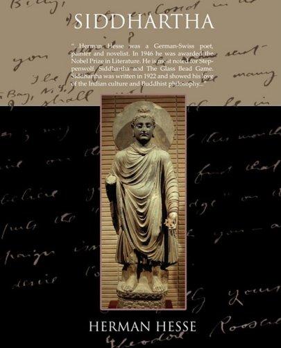 Siddhartha PDF