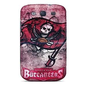 LauraAdamicska Samsung Galaxy S3 Perfect Hard Phone Case Allow Personal Design Fashion Tampa Bay Buccaneers Image [UnF5733uycJ]