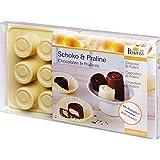 Birkmann 251946 Pralinen und Schokoladenförmchen