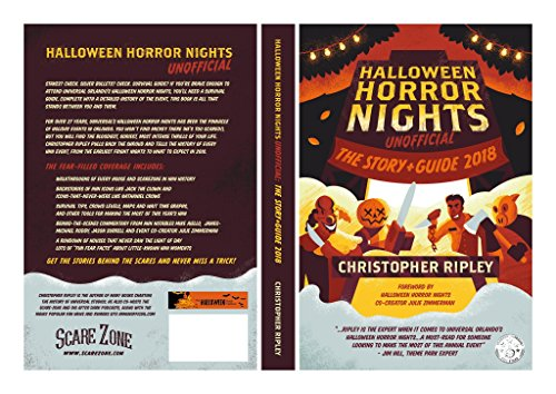 Halloween Horror Nights Unofficial: The Story & Guide 2018]()