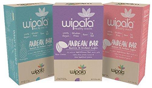 Wipala Quinoa bar (Mixed)