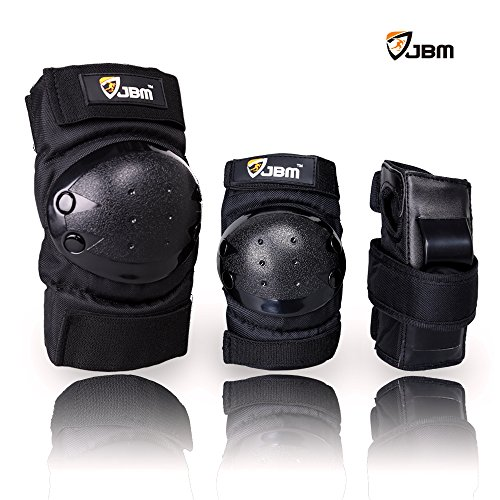 Top recommendation for elbow pads and knee pads