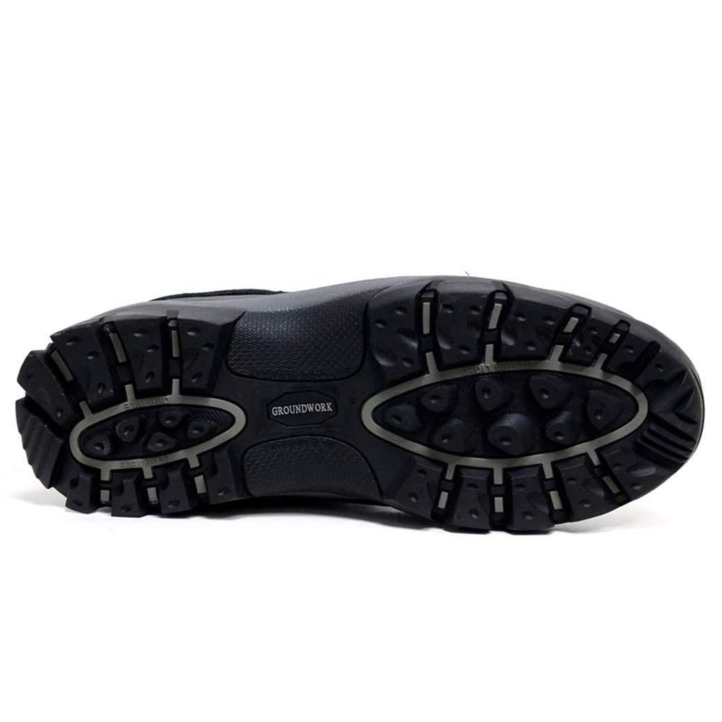 Groundwork Gr86, Unisex Erwachsene Sicherheits-Sneakers schwarz 386 schwarz Sicherheits-Sneakers 4af150