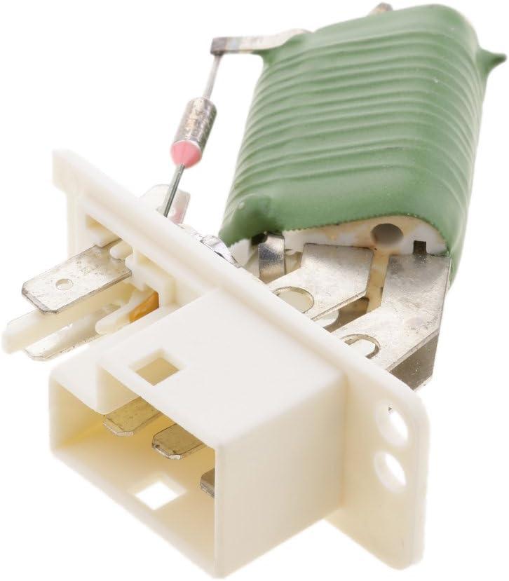 Gazechimp Auto HVAC Gebl/äsemotor Widerstand F/ür Opel Astra F Calibra 90383817 90510089