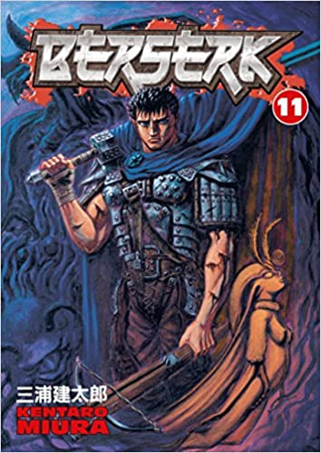 berserk vol 11 kentaro miura 8601200650839 amazon com books