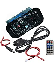 Multi-Functional Car Amplifier HiFi Bass Power AMP Stereo Digital Amplifier USB TF Remote For Car Home Accessories