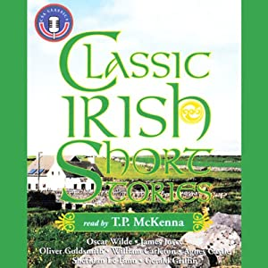 Classic Irish Short Stories Audiobook