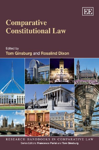 Comparative Constitutional Law (Research Handbooks in Comparative Law Series)