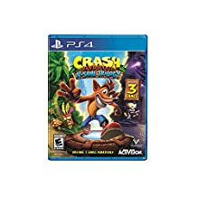 Crash Bandicoot: N Sane Trilogy - PlayStation 4 Standard Edition