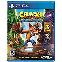 Crash Bandicoot N. Sane Trilogy - PlayStation 4 Standard...