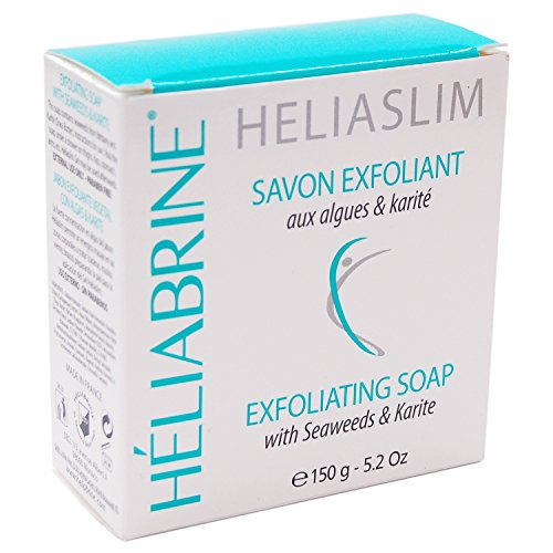 HELIABRINE HELIASLIM Exfoliating Soap Top Rated Slimming Soap For Body With 100% Natural Ingredients That Will Activate Blood Circulation Much More. GUARANTEED!
