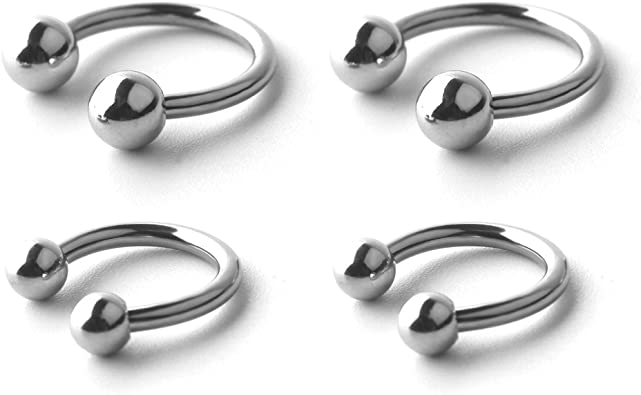 1Pair Surgical Steel Love Heart Nipple Shield Bar Ring Body Piercing Jewelry FO