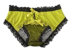 EPYA Sexy Women's Lace Panties Underwear Briefs