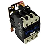 Direct Replacement for TELEMECANIQUE LC1-D40 AC Contactor LC1D40 LC1D4011-M6 220V Coil 3 Phase 3 Pole 40 Amp