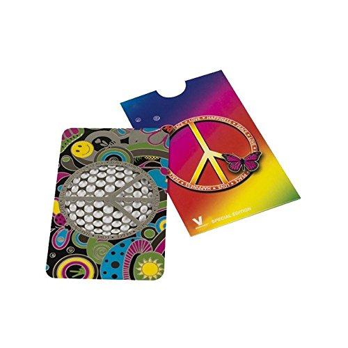 Grinder tarjeta Paz y Amor: Amazon.es: Hogar