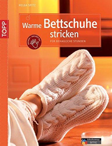 Warme Bettschuhe stricken: Für behagliche Stunden (kreativ.kompakt.)