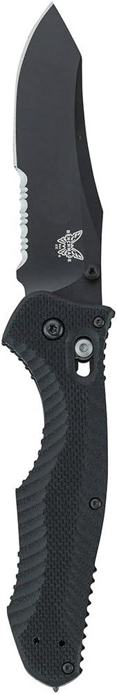 4. Benchmade Contego 810 Folding Knife