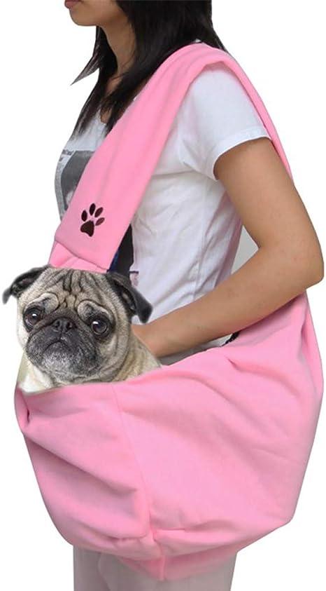HEISHOP Bolsa para Mascotas Bolsa para Gatos portátil Bolsa para ...