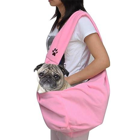 HEISHOP Bolsa para Mascotas Bolsa para Gatos portátil Bolsa ...