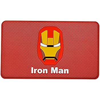 tianmei 10 6 x 6 1 extra large marvel comics car non slip mat cell phone anti slip. Black Bedroom Furniture Sets. Home Design Ideas