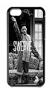 Cheap Case Cover for Iphone 5C,Will Smith phone case,DIY Cell Phone Case with Swerve.