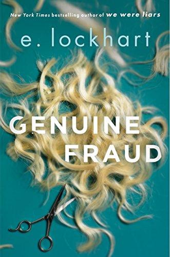 Genuine Fraud by [Lockhart, E.]