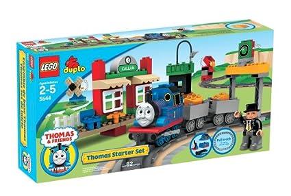 Amazon Lego Duplo Thomas Starter Set 5544 Toys Games