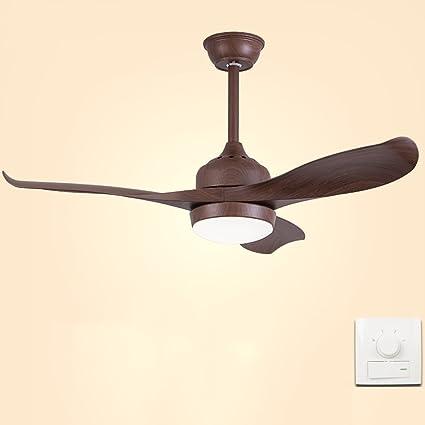 Liuyu · Lámpara de ventilador de techo de luz minimalista ...