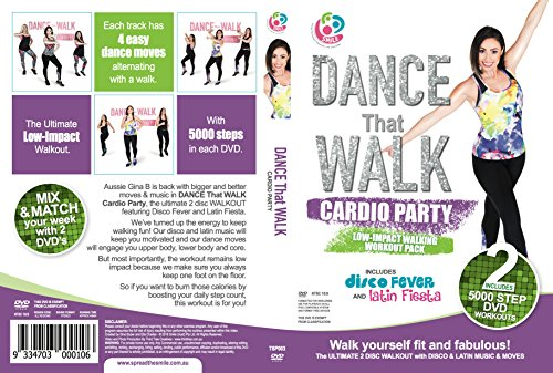 Buy dance cardio workout dvd