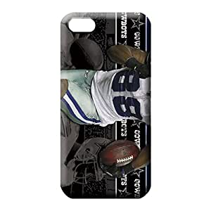 iphone 5 5s Protection Anti-scratch Scratch-proof Protection Cases Covers phone cover skin dallas cowboys nfl football