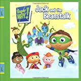 super why books - Jack and the Beanstalk (Super WHY!)