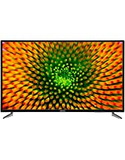 MEDION P15010 UHD TV, 125,7 cm (50 inch), 4K, HDR, Triple Tuner, DVB-T2 HD, PVR, USB, HDMI, CI+, Media Player, Zwart, MD 31710