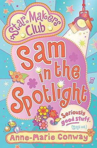 book cover of Sam in the Spotlight