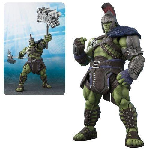 Bandai Tamashii Nations S.H. Figuarts Hulk Thor: Ragarok Action Figure