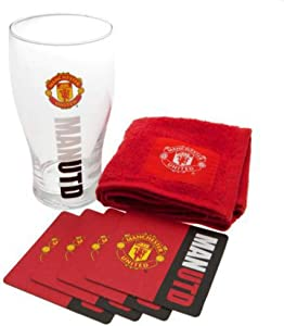 Manchester United Work Mark Mini Bar Set - Multi-Colour
