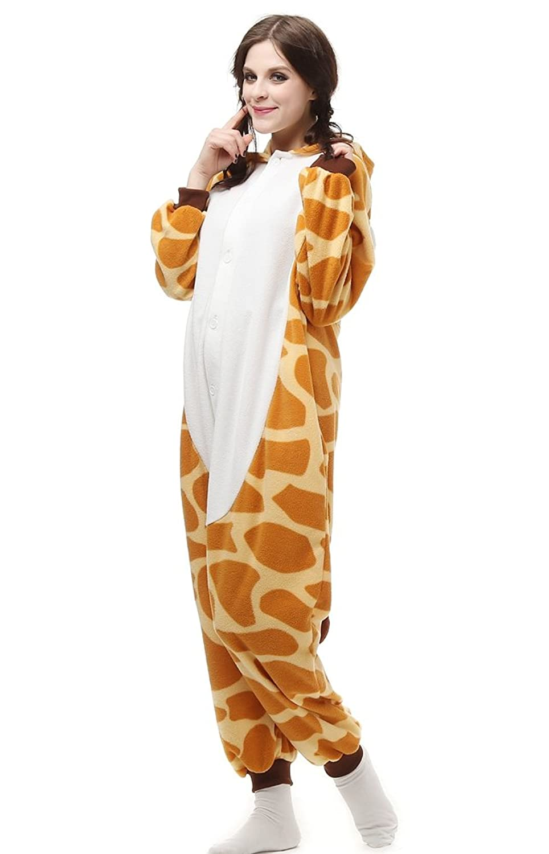 Amazon oladydress cute giraffe costumes pyjamas teens boys amazon oladydress cute giraffe costumes pyjamas teens boys girls cosplay one piece pajamas clothing solutioingenieria Images