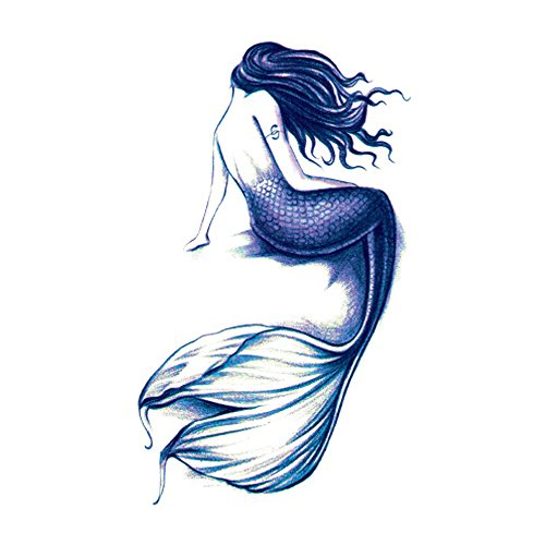 Best Temporary Mermaid Tattoos You Can Buy Online Today