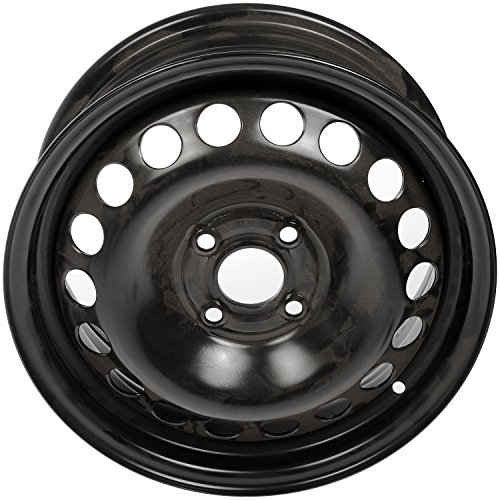 Dorman 939-100 Steel Wheel (15x6