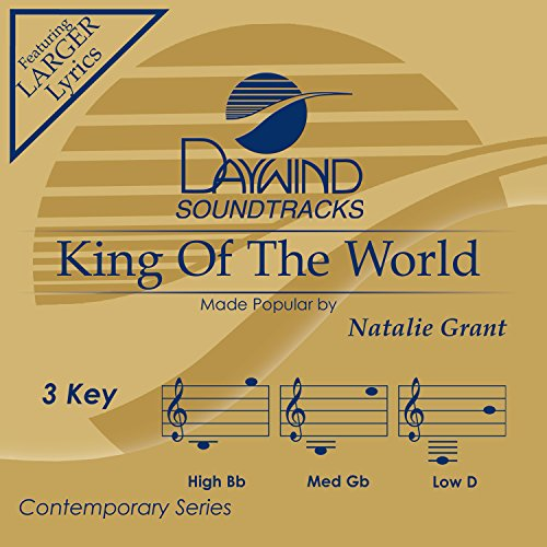King Of The World [Accompaniment/Performance Track] (Cd Accompaniment King)