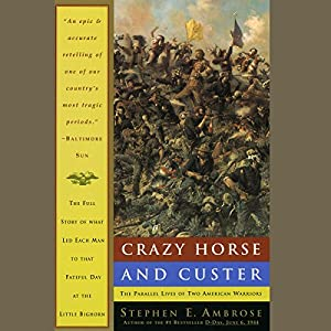 Crazy Horse and Custer Audiobook