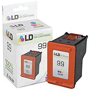 LD © Remanufactured Replacement Ink Cartridge for Hewlett Packard C9369WN (HP 99) Photo Color